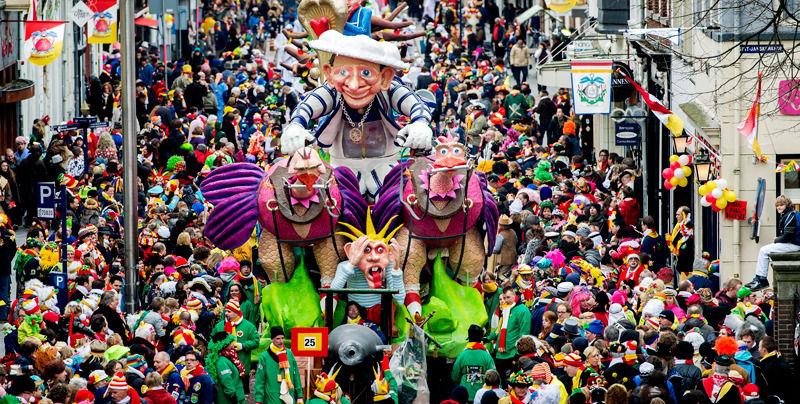 Goedkope Taxi Tilburg carnaval